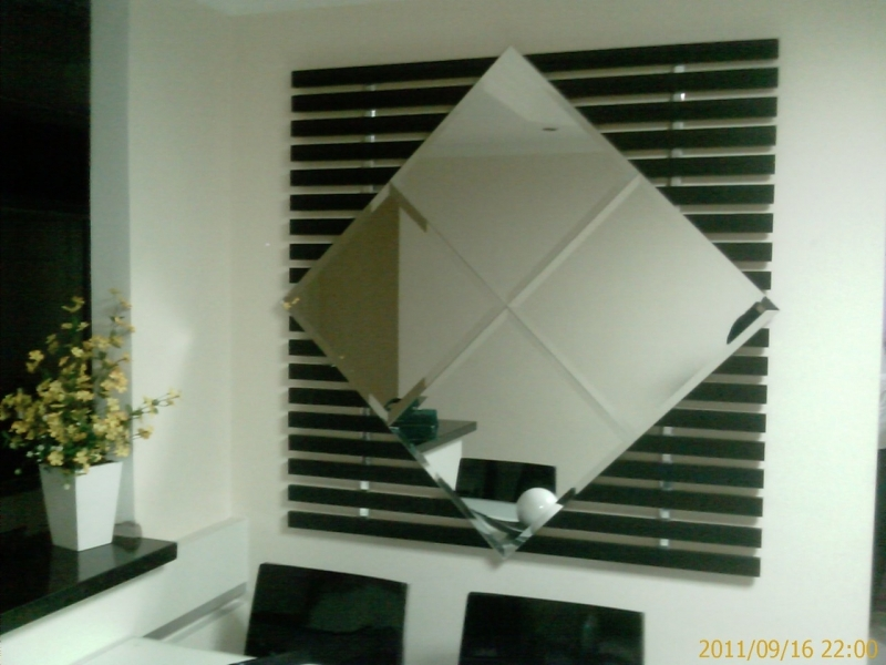 Espelho Bisotado Vila Matilde - Espelho para Banheiro