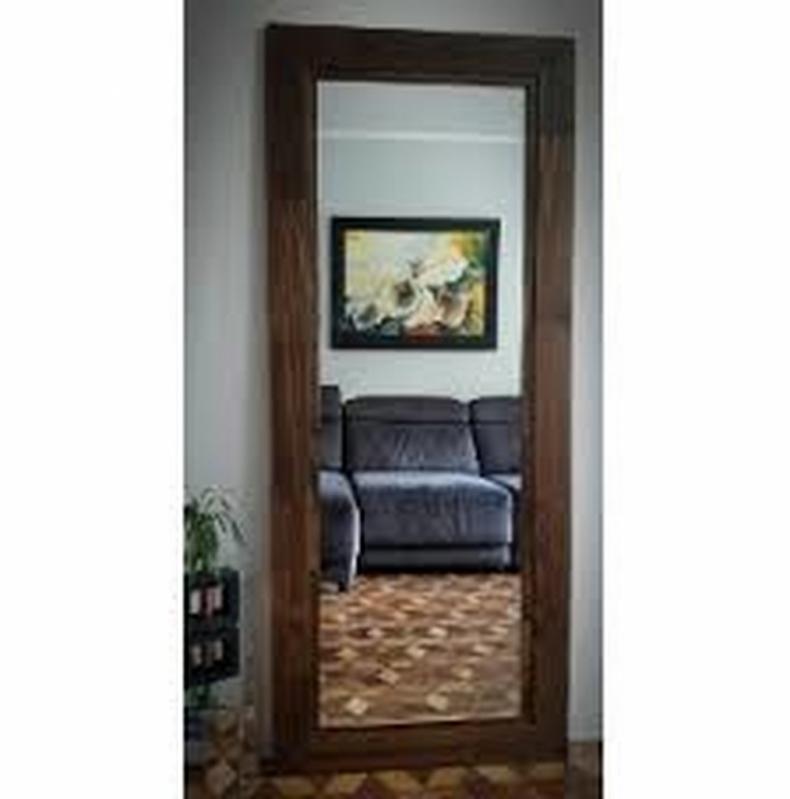 Espelho Corpo Inteiro Casa Verde - Espelho para Apartamento