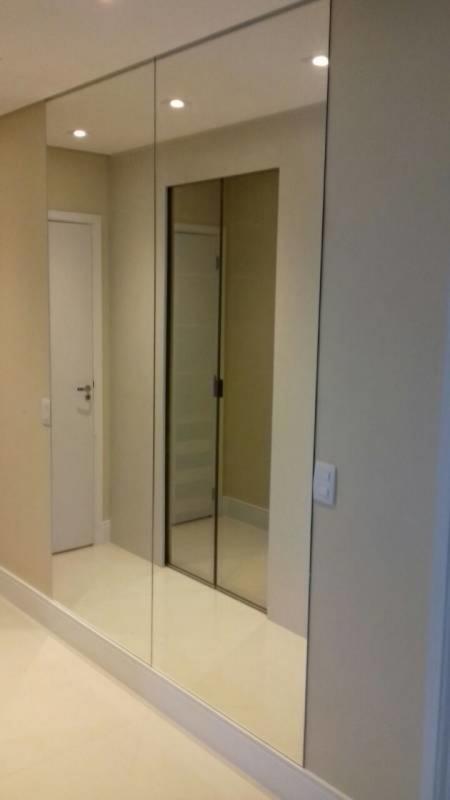 Espelho de 2 Metros Preço Ferraz de Vasconcelos - Espelho para Apartamento