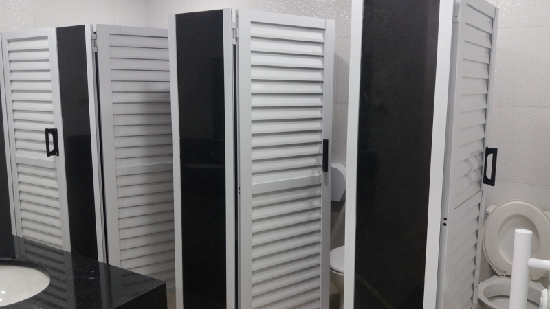 Esquadria Alumínio Branco Valores Embu das Artes - Esquadria em Alumínio Preto