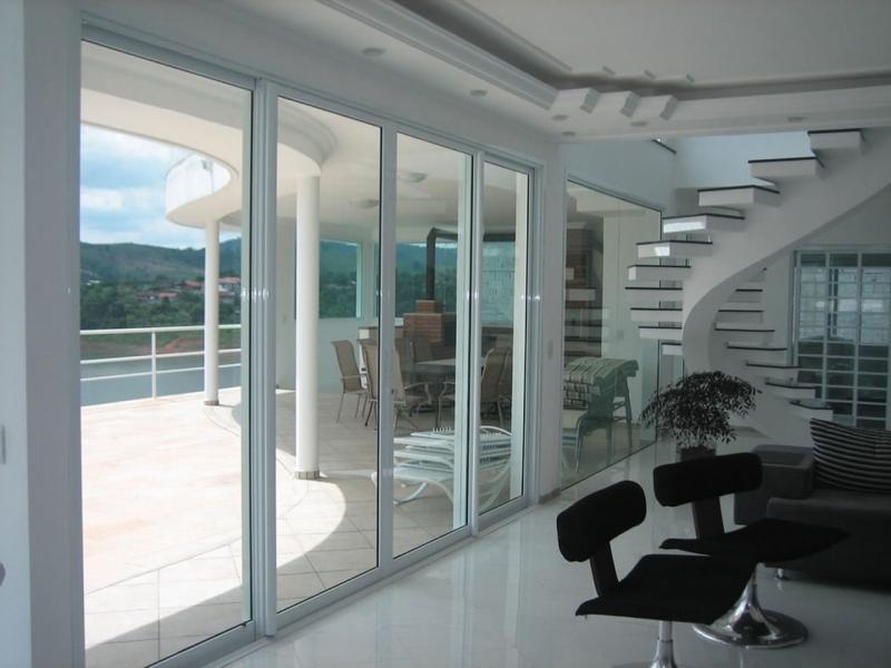 Esquadria de Alumínio Vila Marisa Mazzei - Esquadria para Vidro Temperado