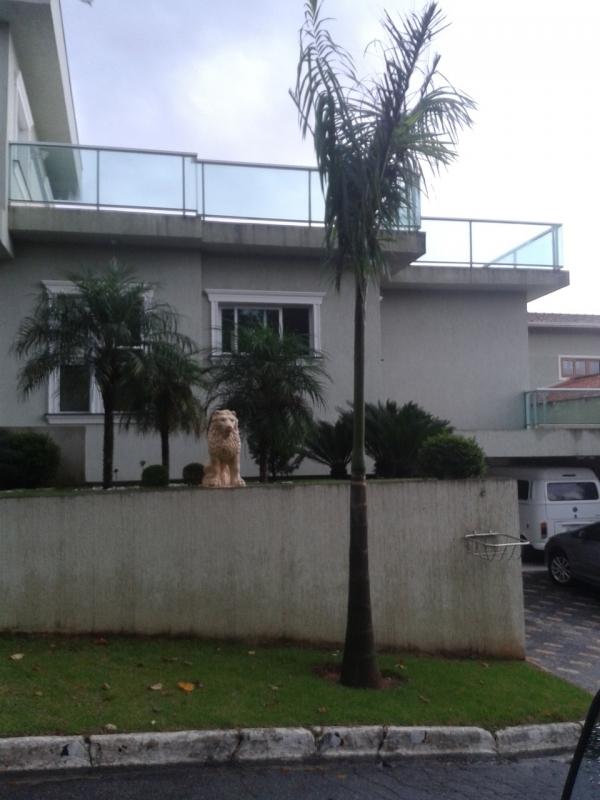 Guarda Corpo área Externa Valor Parque São Domingos - Guarda Corpo de Inox