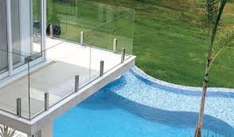 Guarda Corpo com Torre Preço Jardim Guarapiranga - Guarda Corpo com Vidro