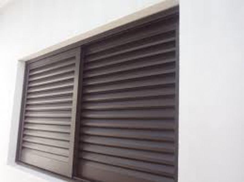 Orçamento Esquadria Alumínio Bronze Jardim Europa - Esquadria para Vidro Temperado