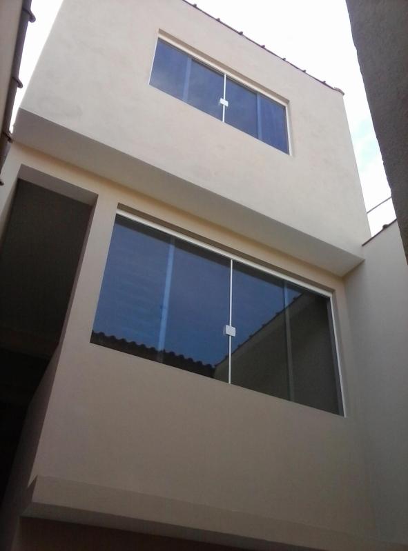 Orçamento Esquadria de Vidro Parelheiros - Esquadria de Alumínio