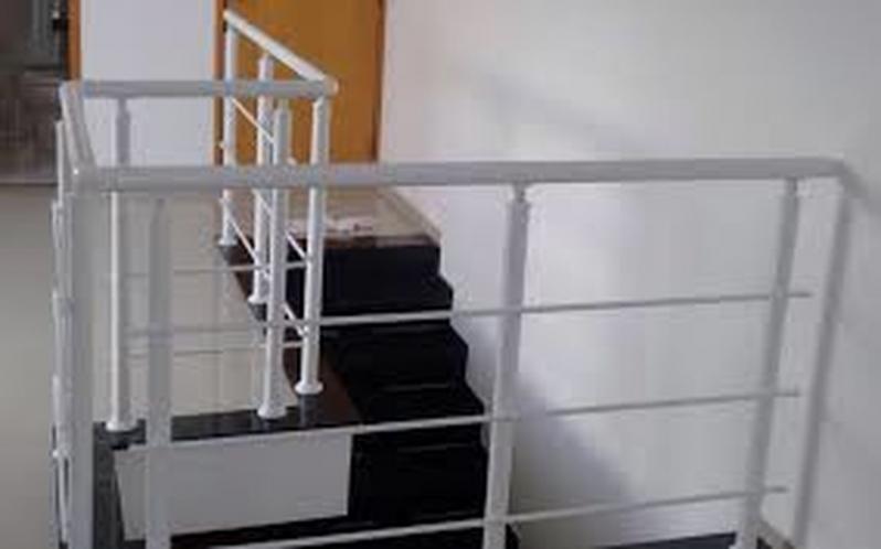 Orçamento Guarda Corpo de Alumínio Rio Grande da Serra - Guarda Corpo com Vidro