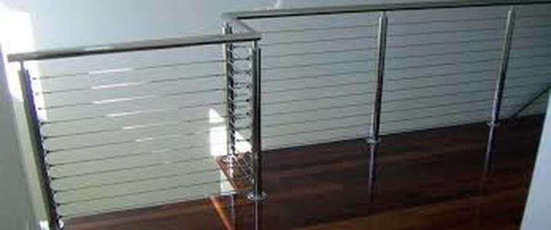 Orçamento Guarda Corpo de Inox Vila Ré - Guarda Corpo com Vidro