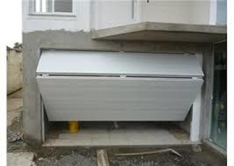 Portão de Alumínio Articulado Valor ABCD - Portão de Alumínio com Motor