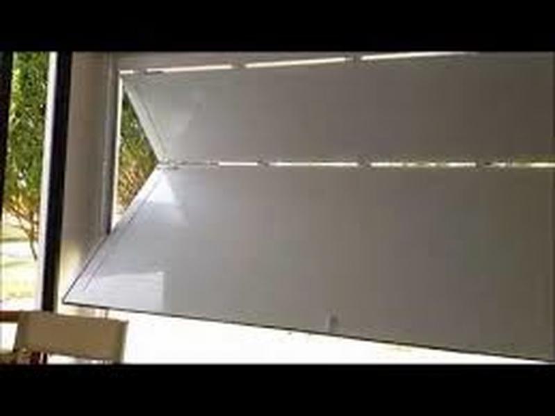 Portão de Alumínio Articulado Juquitiba - Portão de Alumínio com Motor