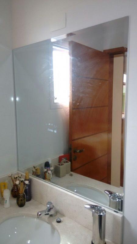 Preço de Espelho para Banheiro Santana - Espelho para Apartamento