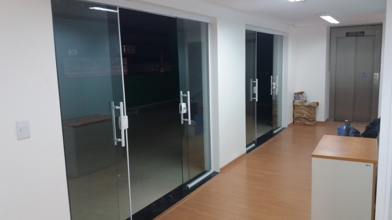 Quanto Custa Esquadria de Vidro Suzano - Esquadria para Vidro Temperado