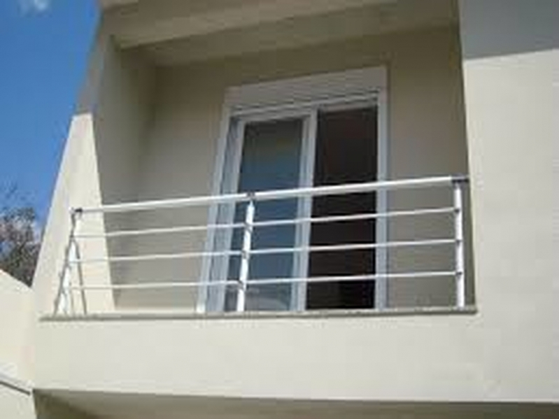 Quanto Custa Guarda Corpo área Externa Centro - Guarda Corpo de Vidro Escada