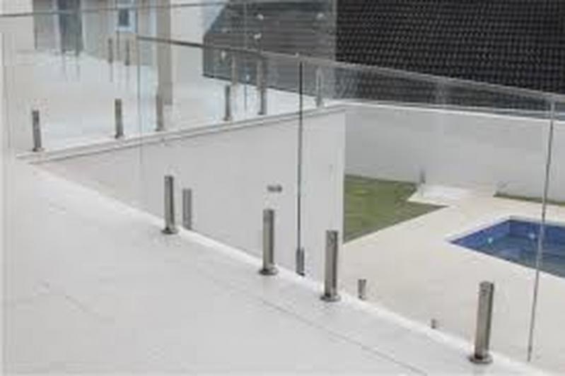 Quanto Custa Guarda Corpo com Torre Barueri - Guarda Corpo de Vidro Escada