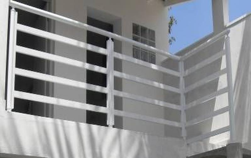 Quanto Custa Guarda Corpo de Alumínio Franco da Rocha - Guarda Corpo com Vidro