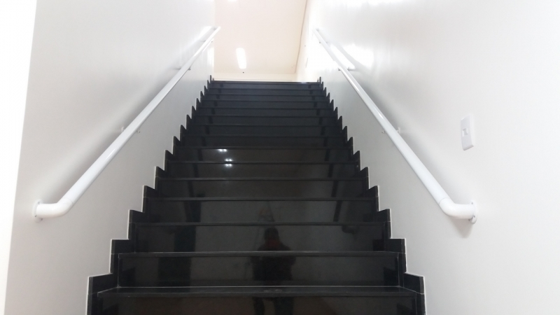 Quanto Custa Guarda Corpo Escada ABCD - Guarda Corpo de Vidro Escada