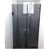 box de vidro para banheiro pequeno Guararema