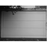 comprar portão de alumínio de garagem ABC