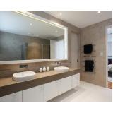 espelho de banheiro preço Vila Medeiros