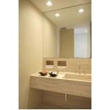 espelho de banheiro Nova Piraju