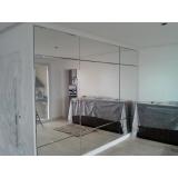 espelho de chão preço Parque Mandaqui