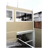 esquadria para vidro temperado Vila Clementino