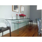 móveis aparador de vidro Vila Prudente
