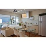 móveis de vidro para cozinha