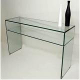 móveis de vidro para loja