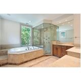orçamento de box de vidro para banheiro Bom Retiro