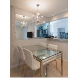 orçamento de móveis de vidro para cozinha Vila Endres