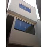 orçamento esquadria de vidro Cidade Jardim