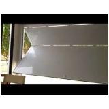 portão de alumínio automático qual o preço de Belenzinho