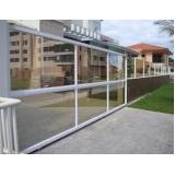 portão de alumínio correr valor Vila Buarque