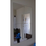 preço de espelho bisotado Jardim Iguatemi