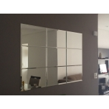 preço de espelho para sala Casa Verde