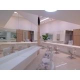 preço de espelho para salão Brasilândia