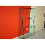 preço de móveis de vidro para loja Diadema