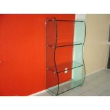 preço de móveis de vidro para loja Guaianases