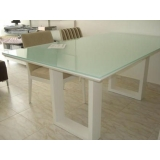 quanto custa móveis com vidro branco M'Boi Mirim