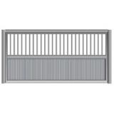 valor de portão de alumínio basculante Vila Guilherme