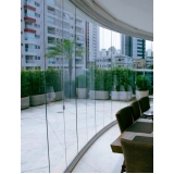 vidraçarias para sacada Parque Ibirapuera