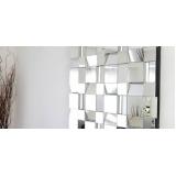 vidraçaria e espelhos