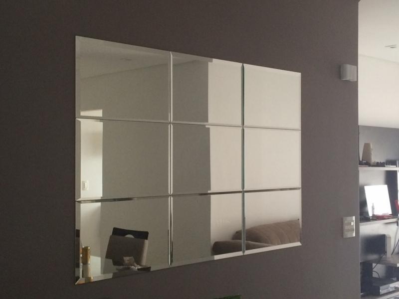 Valor Espelho Bisotado Vila Curuçá - Espelho para Banheiro