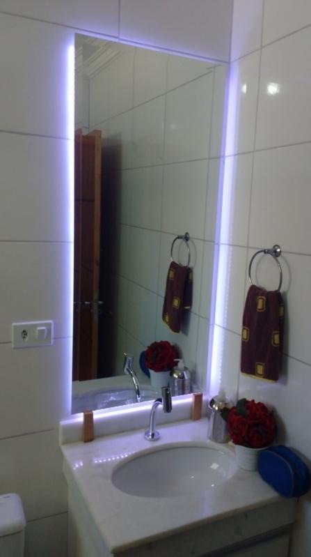 Valor Espelho para Banheiro Conjunto Residencial Butantã - Espelho para Quarto